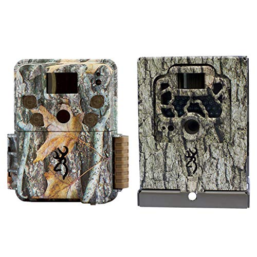 - Browning Trail Cameras Strike Force Pro HD Video 18MP Game Camera + Security Box