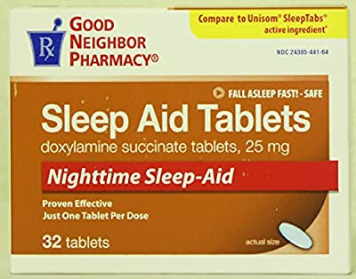 GNP Sleep Aid Tablets (32 tablets)