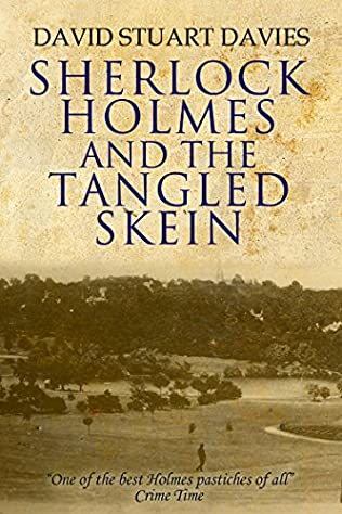book cover of The Tangled Skein