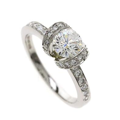 buy online 321de c2cd5 Amazon | [ティファニー]リボン ダイヤモンド リング・指輪 ...