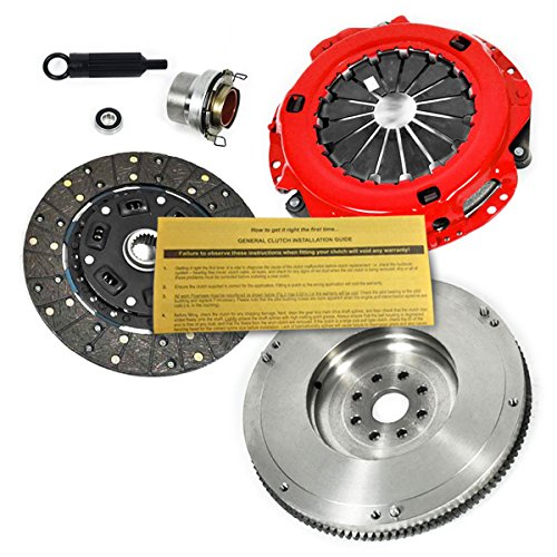 EFT STAGE 2 CLUTCH KIT & FLYWHEEL for TOYOTA TACOMA TUNDRA T100 4RUNNER 3.4L V6