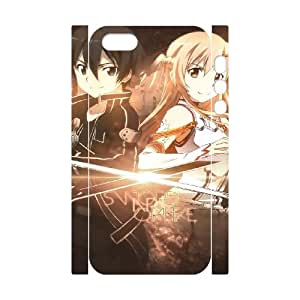 iphone 5 5s Cell Phone Case 3D Sword Art Online 012 Gift xxy_9891503