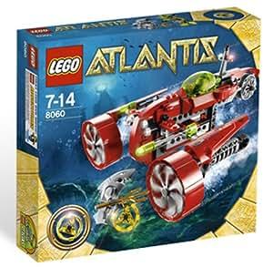 LEGO Typhoon Turbo Sub juego de construcción - juegos de construcción (7 año(s), 14 año(s), Multicolor)