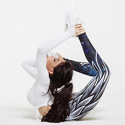 SHANGXIAN Mujer Leggings De Fitness Deportivo Pantalones De ...
