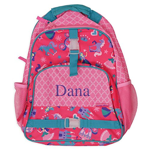 GiftsForYouNow Princess Personalized Kids Backpack -