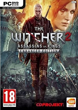 The Witcher 2: Assassins of Kings - Enhanced Edition (PC DVD) [Importación inglesa]: Amazon.es: Videojuegos
