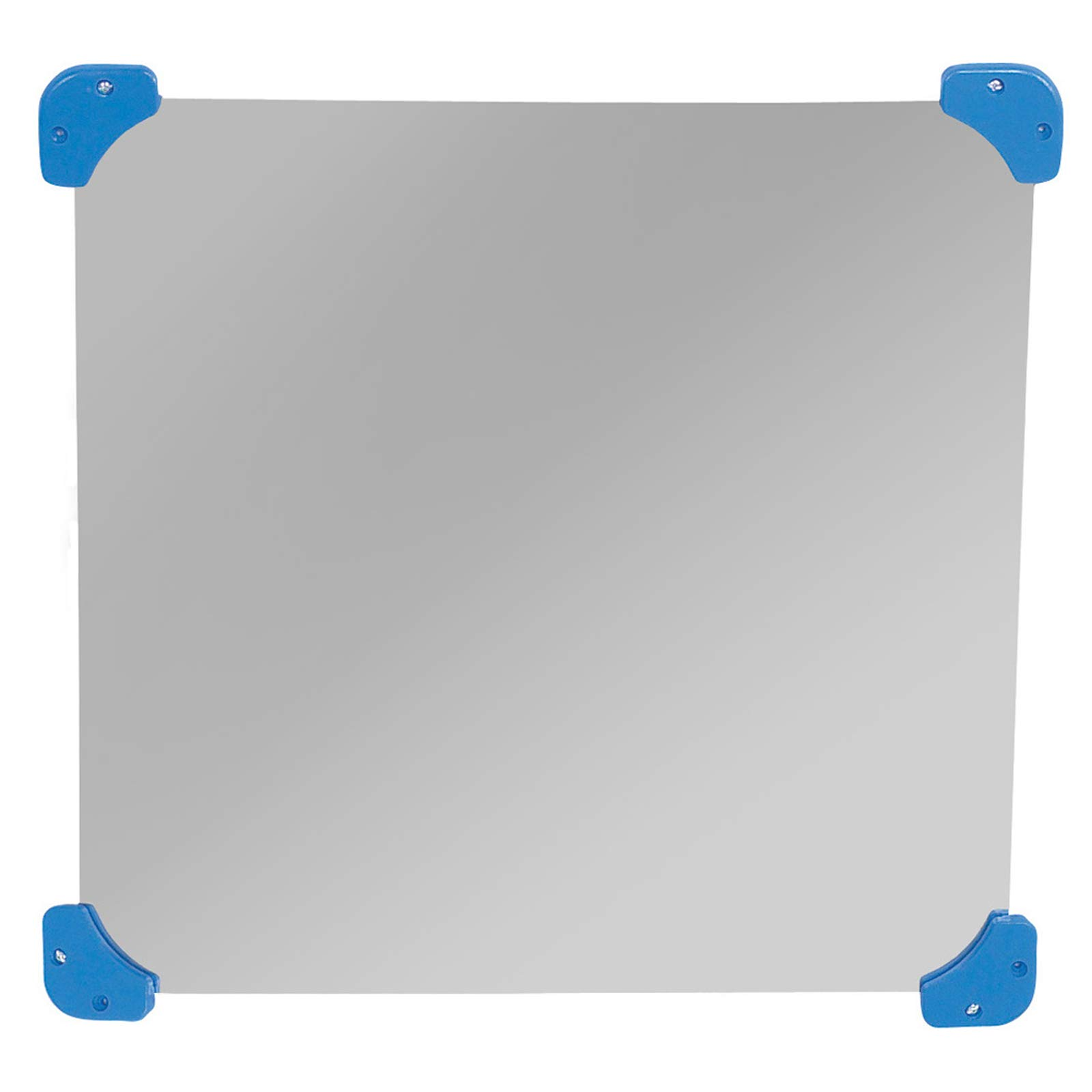 Children's Factory CF-332131-A1 Square Mirror, Primary, 24'' Width, 24'' Length by Children's Factory