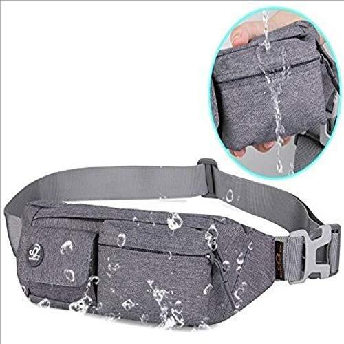 9007ffac2546 Amazon.com : Dapawin Travel Sport Hiking Waist Bag Water Resistant ...