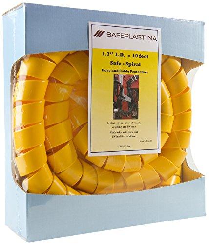 - Pre-Cut Spiral Wrap Hose Protector, 2.0
