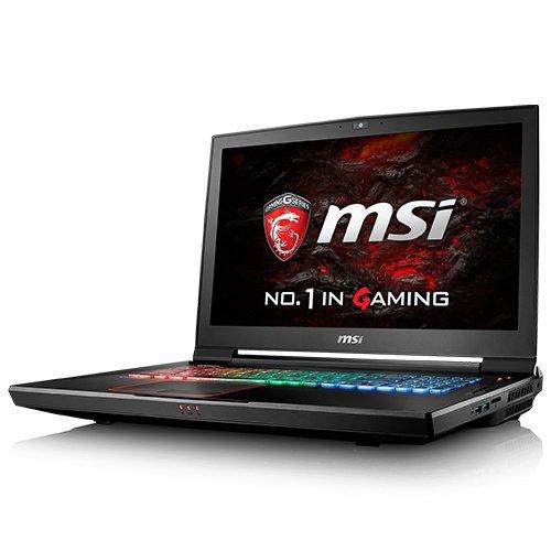 "Image XOTIC MSI GT73VR Titan 003 - 17.3"" 120Hz 5ms Gaming Laptop Intel Core i7-6820HK GTX1080 16GB DDR4 1TB SATA SSD +1TB HDD TB3Win10 VR Ready - HTC Vive Compatible no. 2"
