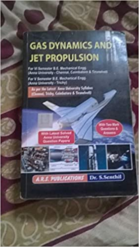 Gas Dynamics And Jet Propulsion By Senthil Free Download