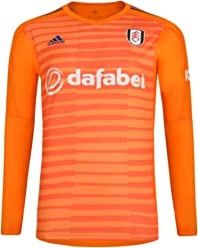 c94fcbaaf52 FULHAM FOOTBALL CLUB 18 19 Home GK Shirt Adults CV6349