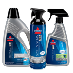 Stock Up With The BISSELL Professional Formula Kit Containing Products To  Cover All Of Your Carpet Cleaning Needs! Professional Pet Stain U0026 Odor  Remover ...
