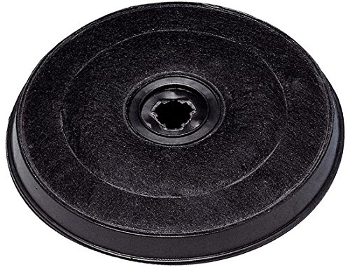 Bosch dhz2701 Filter Accessory for Stove Bell – Accessory for Fireplace (Filter, Black, Bosch, 220 g, 1 pc (S), 250 mm
