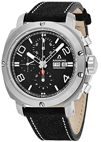 anonimo-cronoscopio-mens-black-face-chronograph-day-date-black-leather-strap-swiss-mechanical-watch-