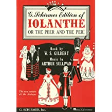 Iolanthe: Vocal Score