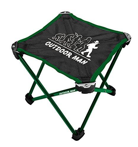MU Sports Peanut Club Outdoor Man Mini Aluminum Chair Green Golf Wear/Women's Vest/Women's Complete Sets/Golf-Club-Complete-Sets by MU Sports