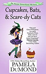 Cupcakes, Bats, and Scare-dy Cats (An Annie Graceland Cozy Mystery Book 6)