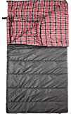 Teton Sports Celsius Hybrid XL Sleeping Bag; 0 Degree Envelope Style Sleeping Bag Great for Cold Weather Camping; Free Compression Sack Included