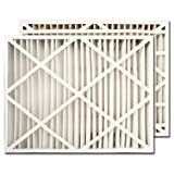 AIRx Filters Health 20x26x5 Air Filter MERV 13 Replacement for White Rodgers F825-0338 F825-0549 FR2000-100 to Fit Media Air Cleaner Cabinet White Rodgers ACB2000-101 ACM2000-101, 2-Pack