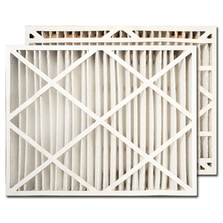 AIRx Filters Health 20x26x5 Air Filter MERV 13 Replacement for White Rodgers F825-0338 F825-0549 FR2000-100 to Fit Media Air Cleaner Cabinet White Rodgers ACB2000-101 ACM2000-101, 2-Pack by AIRx Filters