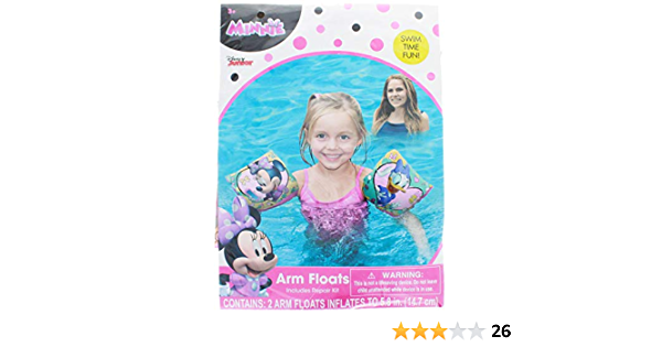 UPD Fancy Nancy Inflatable Arm Floaties