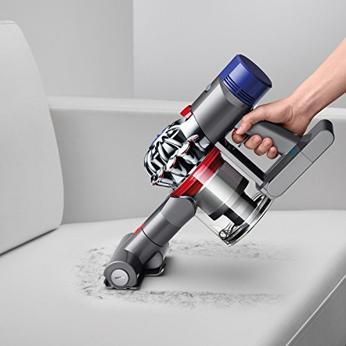 Dyson V8 Animal Cordless HEPA Vacuum Cleaner + Direct Drive Cleaner Head + Wand Set + Mini Motorized Tool + Dusting Brush + Docking Station + Combination Tool + Crevice Tool by Dyson (Image #3)