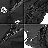 Uniboutique Raincoats Waterproof Lightweight Rain