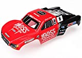 Traxxas Nitro Slash Chad Hord Painted Decals Applied Body