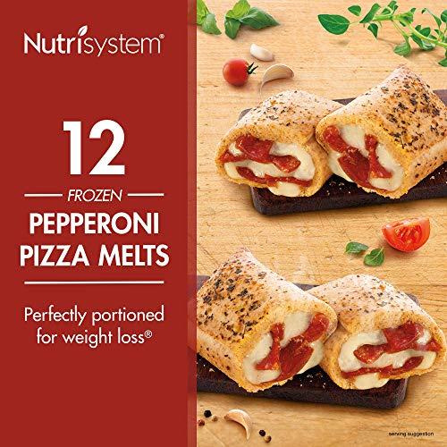 (Nutrisystem® Pepperoni Pizza Lunch Melt, 12 Count (Frozen))