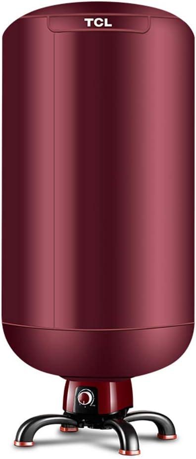 GUO@ 900W hogar de secado rápido secadora multifuncional calentador de espacio a prueba de agua redondo bebé secadora secadora desinfección esterilización secadora de ropa interior secadoras de ropa