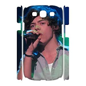 C-EUR Harry Styles Customized Hard 3D Case For Samsung Galaxy S3 I9300