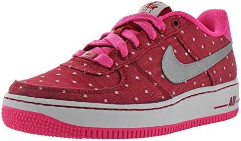 Nike 314192 117 Air Force 1 US 7 Older Kids' Sneakers White