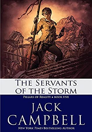 book cover of The Servants of the Storm