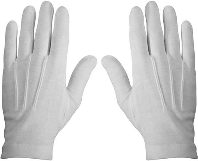 Cotton Gloves Pantry White REGIONAL