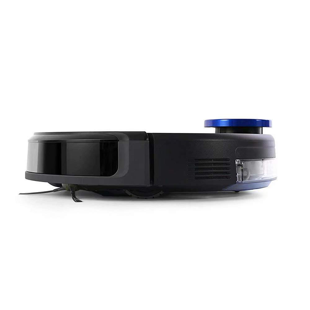 GG-vacuum cleaner Mapeo Inteligente De Navi, Función De Limpieza De Ozmo Y Aspiración En Una Ruta, Detección De Alfombras, Se Conecta con El Teléfono ...