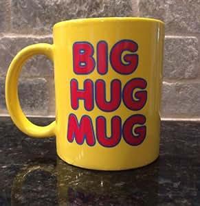Big Hug Mug - Ceramic Coffee Mug