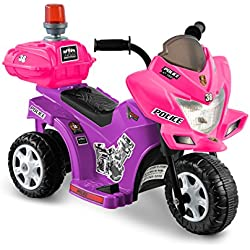 Kid Motorz Lil Patrol 6V, Purple Pink