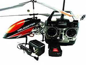 "NEWEST Double Horse RC Helicopter 9118 26"" 3.5ch 2.4G R/C (Colors May Vary)"