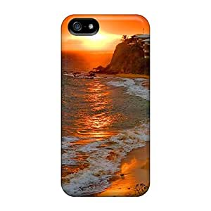 DrunkLove Awesome Case Cover Compatible With Iphone 5/5s - Antigua Barbuda Sunset