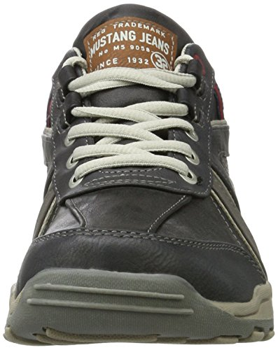 Mustang 200 pierre Baskets Gris 316 Hommes 4027 4wz7v