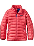Patagonia Girls' Down Sweater Jacket (L, Indy Pink)