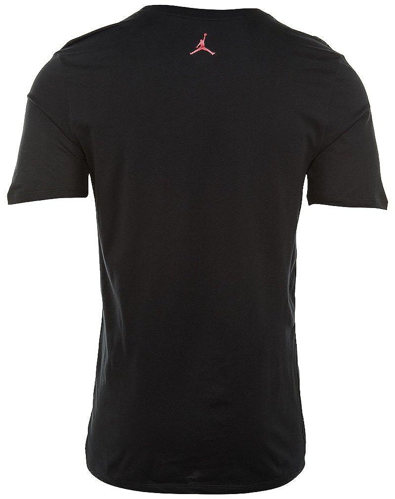 635850b40f5 Amazon.com: Jordan Aj 12 Two-3 T-shirt Mens Style: 789608-10 Size: M:  Clothing
