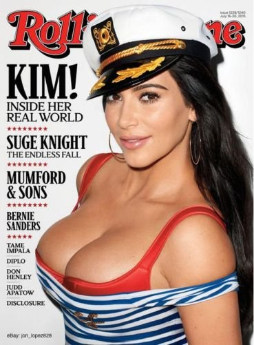 ROLLING STONE KIM KARDASHIAN ISSUE-DOUBLE JULY 16th-ROLLING STONE