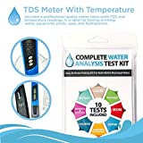 Test Assured Drinking Water Test Kit with Digital