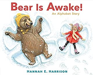Book Cover: Bear Is Awake!: An Alphabet Story