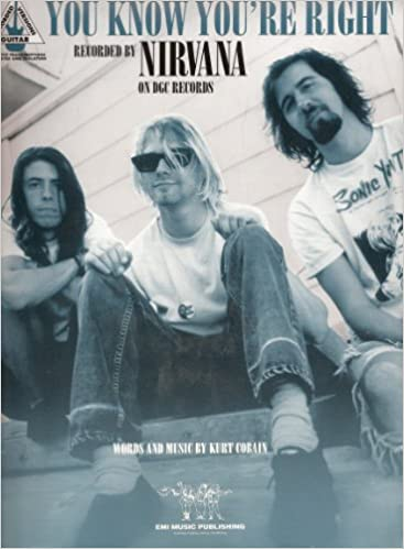 nirvana you know youre right guitar recorded version