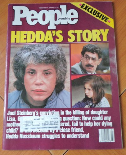 People Weekly Magazine February 13, 1989 (Hedda
