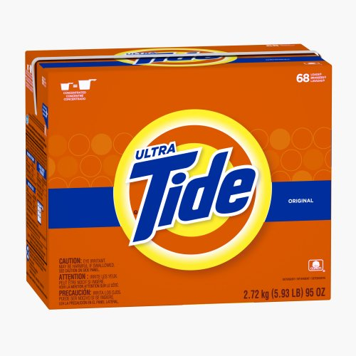 Tide Original Scent Powder Laundry Detergent 68 Loads 95 Oz