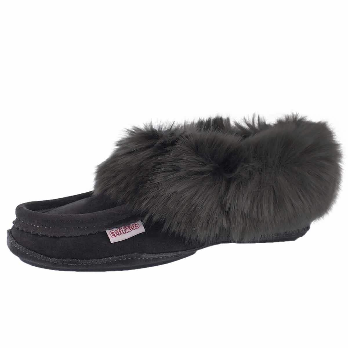 SoftMoc Women's Too Cute Lined Moccasin